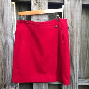Wool Wrap skirt size 12 by Talbots